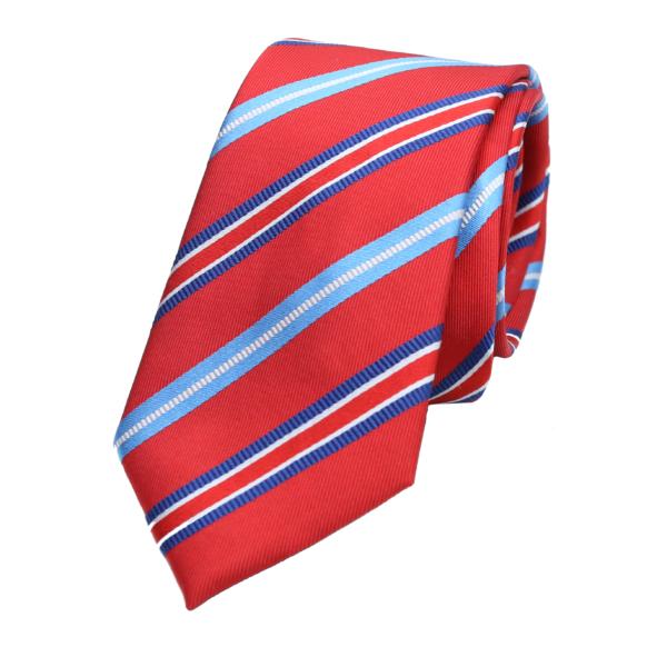 Best-tailor-in-Bangkok-red-stripe-Tie
