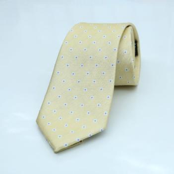 best tailor in Bangkok silk tie gold